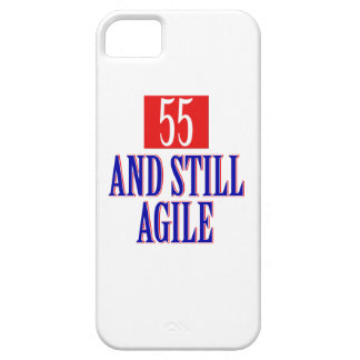 55 years old birthday designs iPhone SE/5/5s case