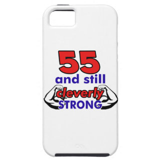 55and still cleverly strong iPhone SE/5/5s case
