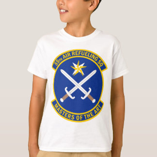 55th Air Refueling Squadron - Masters Of The Art T-Shirt