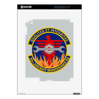 55th Aircraft Maintenance Squadron Skins For The iPad 2