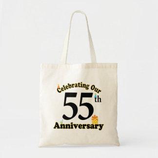 55th Anniversary Tote Bag