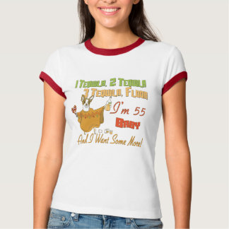 55th Birthday Party Gifts T-Shirt