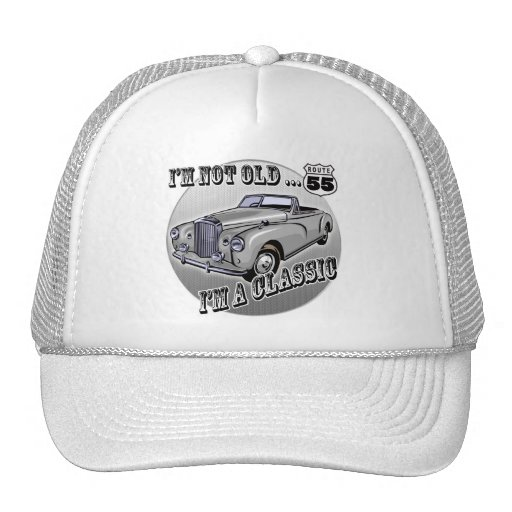 55th Birthday T-shirts and Gifts Hats