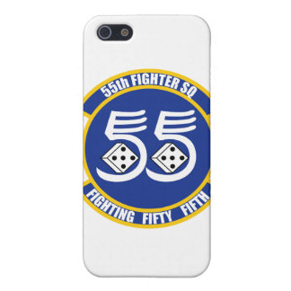 55th Fighter Squadron iPhone SE/5/5s Cover