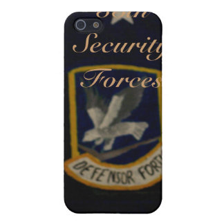 55th Security Forces iPhone SE/5/5s Case