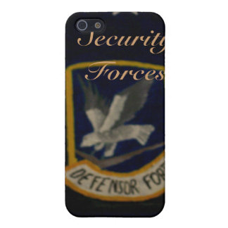 55th Security Forces iPhone SE/5/5s Cover