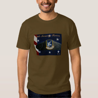 55TH SECURITY FORCES T SHIRTS