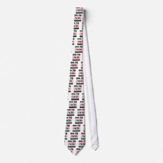 55th year old birthday gifts tie