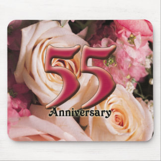 55thanniversary2 mouse pad