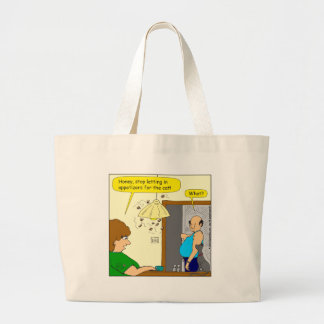 560 appetizers for the cat cartoon bags