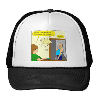 560 appetizers for the cat cartoon mesh hats