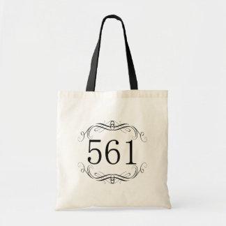 561 Area Code Bag