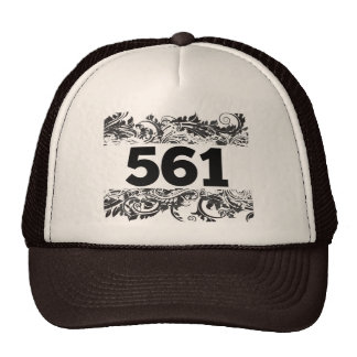 561 TRUCKER HAT