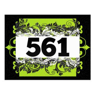 561 POSTCARD