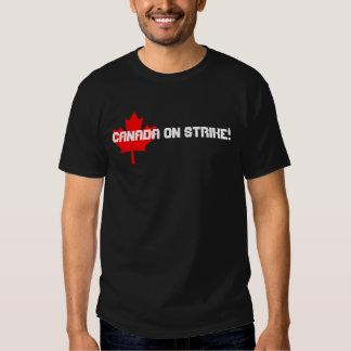 562px-Canada_Maple_Leaf.svg, Canada on STRIKE! T Shirt
