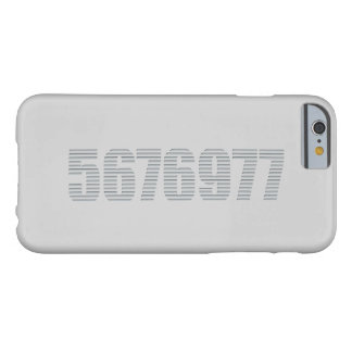 5676977 lines barely there iPhone 6 case