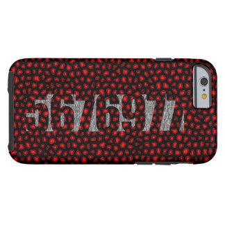 5676977 pebbles (choose own color) tough iPhone 6 case