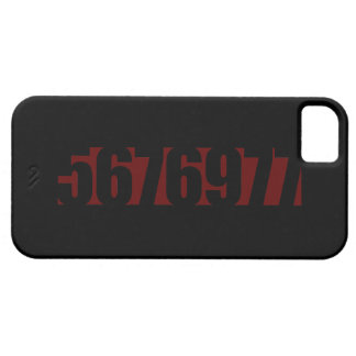 5676977 - The Cure iPhone SE/5/5s Case