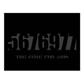 5676977 - The Cure Postcard