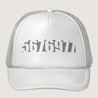 5676977 - The Cure Trucker Hat