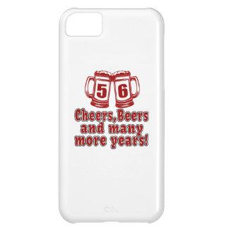 56 Cheers Beer Birthday iPhone 5C Case