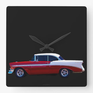 '56 CHEVY BEL AIR CLOCK