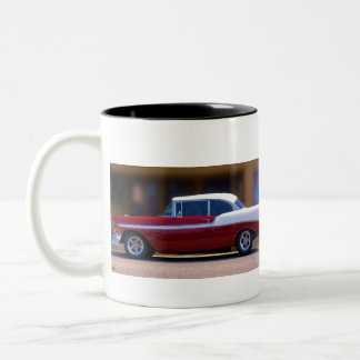 '56 CHEVY BEL AIR COFFEE CUP