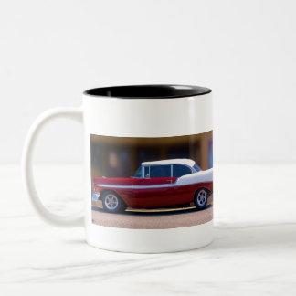 '56 CHEVY BEL AIR COFFEE CUP COFFEE MUGS