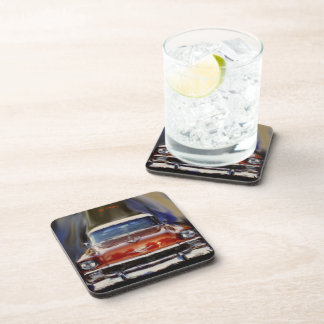 56 Chevy Drink Coasters