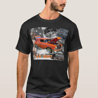 56 Chevy panel Dark T-Shirt