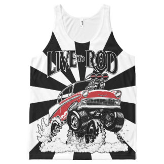 56 Gasser All-Over-Tank All-Over-Print Tank Top