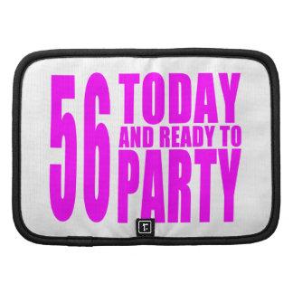 56.os cumpleaños de los chicas: 56 hoy y aliste organizador