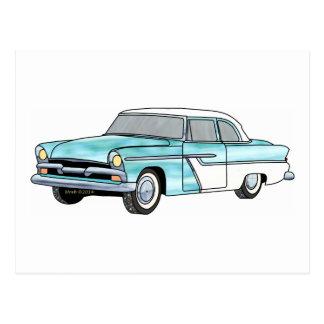 56 Plymouth Savoy Postcards