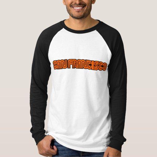 56 Rutland Team San Francisco bus line shirt