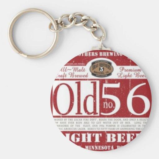 56 viejos llaveros personalizados