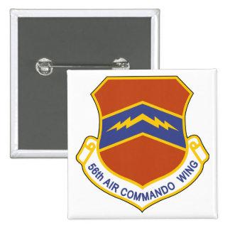 56th Air Commando Wing (ACW) Pinback Button