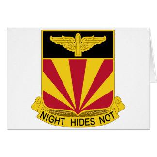 56th Air Defense Artillery Regiment Card