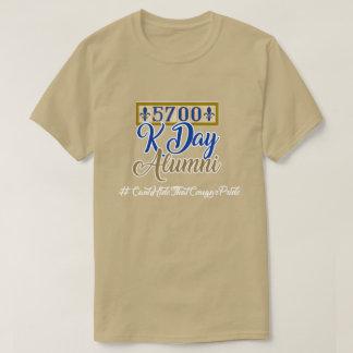 5700 Kennedy Alumni - Pebble T-Shirt