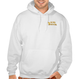 570 Pennsylvania Swag Hooded Pullover