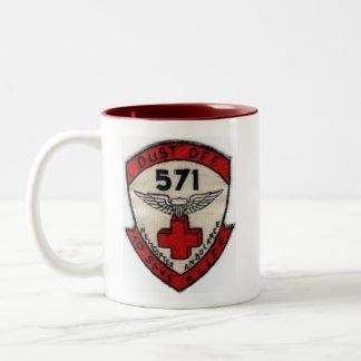 571o TAZA de CAFÉ de la UNIDAD