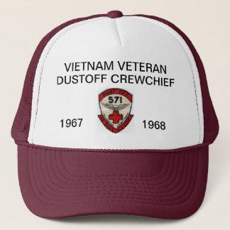 571st DUSTOFF CREWCHIEF MESH HAT