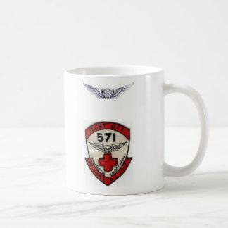 571st DUSTOFF CREWMEMBER COFFEE MUG