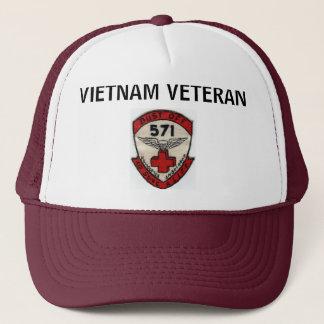 571st DUSTOFF ORIGINAL UNIT PATCH HAT