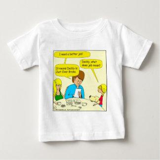 574 J.O.B. just over broke cartoon Baby T-Shirt