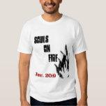 57781_EPS, Souls      On           Fire, Jer. 20:9 Tee Shirt