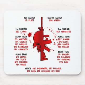578th PSD Mouse Pad