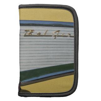 57' aleta del Bel Air de Chevy Organizadores