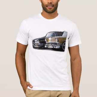 57 and 56 Chevy's Ready for Action T-Shirt