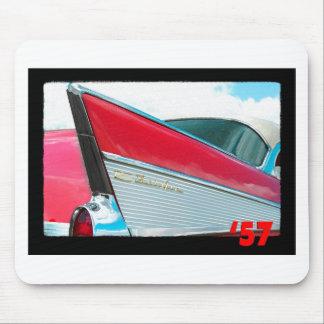 57 Bel Air de Chevy Tapete De Raton