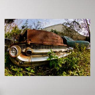 '57 Bel Air Póster